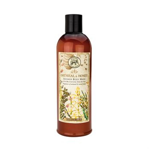 Oatmeal and Honey Shower Body Wash