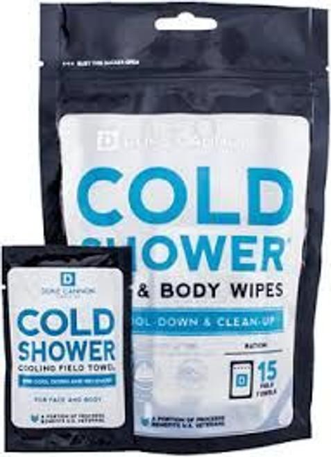 Cold Shower Cooling Towels