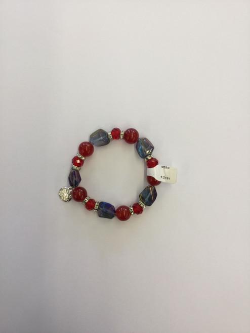 Berry Magic Stax Bracelet