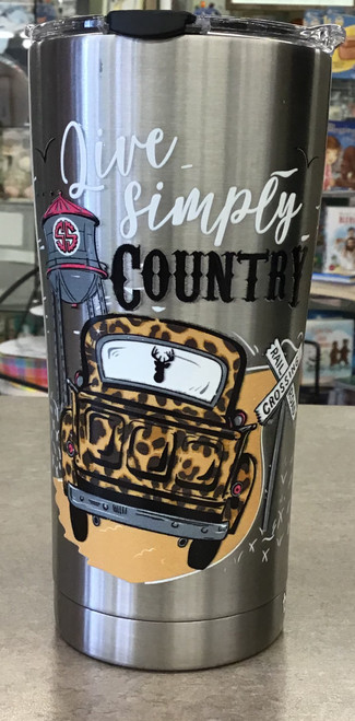 SS Country Truck 20oz