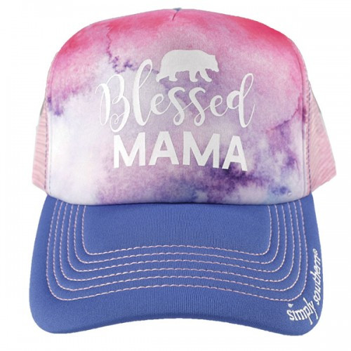 Blessed Mama Ball Cap