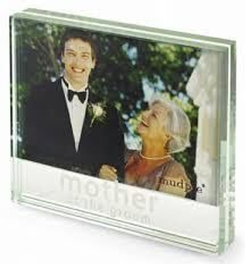 Mother of the Groom Glass Frame