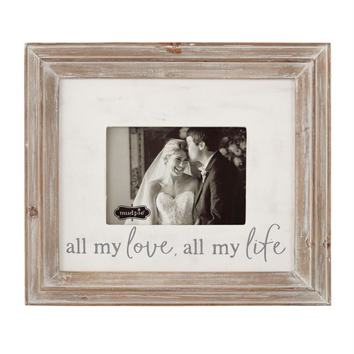 All my Love, All my Life Frame
