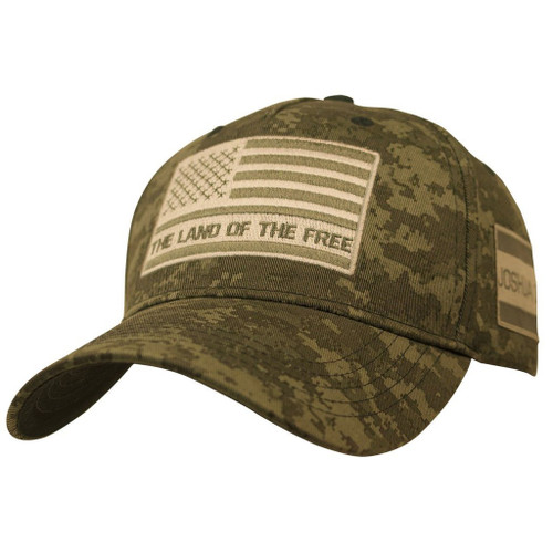 Hold Fast Faith Cap Land of the Free