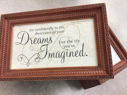 Dreams Imagined Music Box
