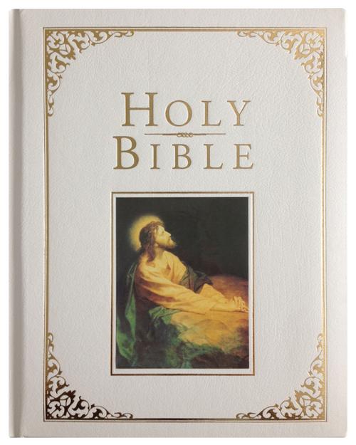 KJV White Family Bible