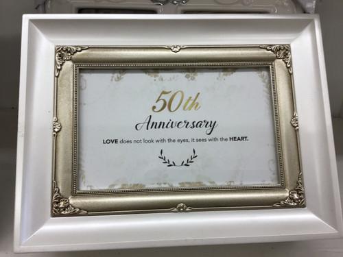 50th Anniversary Music Box