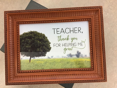 Music Box for that Special Teacher