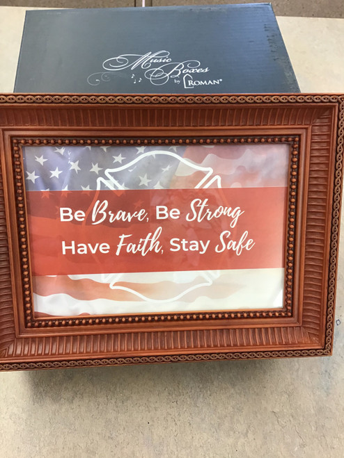 Music Box for Firefighters