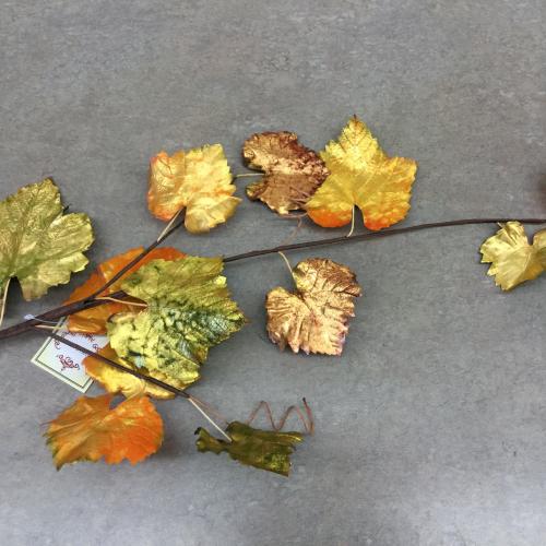 "Harvest Leaf Spray 34"""