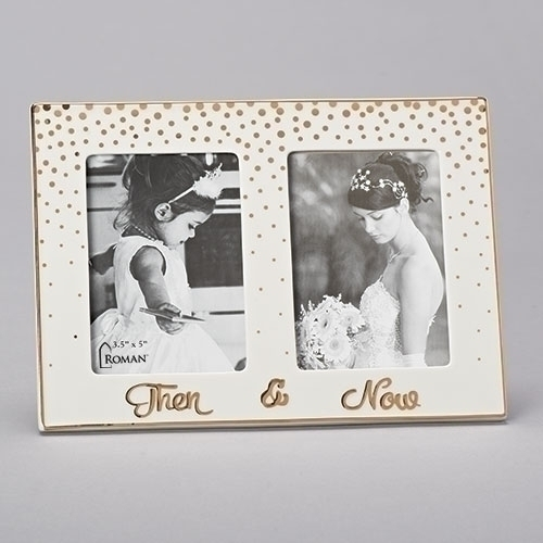 Then & Now Frame by Roman