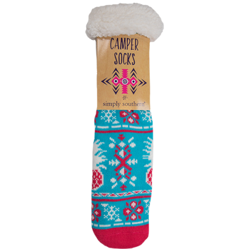 Camper Socks Pineapple