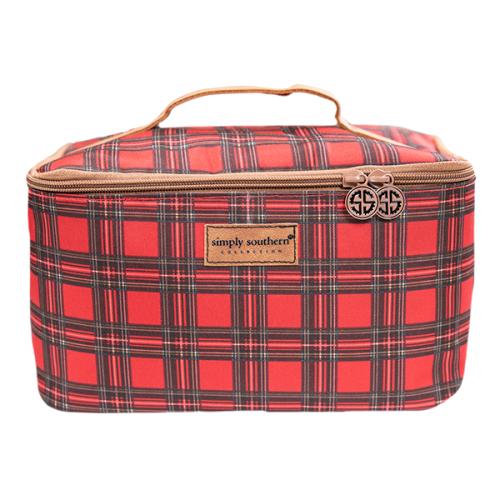 Glamour Bag Tartan