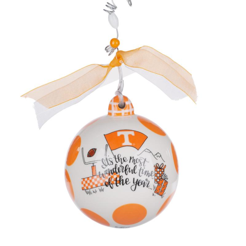 Tennessee Collegiate Ornament