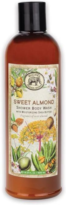 Sweet Almond Body Wash