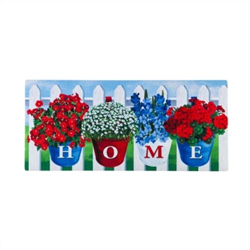 Americana Home Flower Pots