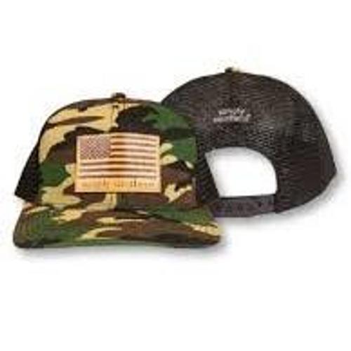 Simply Southern Camo Ball Cap