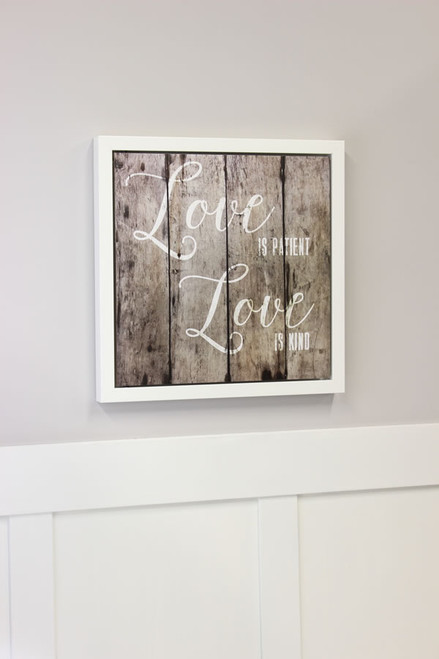Love is Kind-Open Art