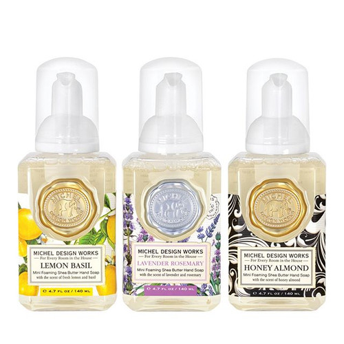 please select a scent Lavender Rosemary, Honey Almond or Lemon Basil Each bottle sold individually