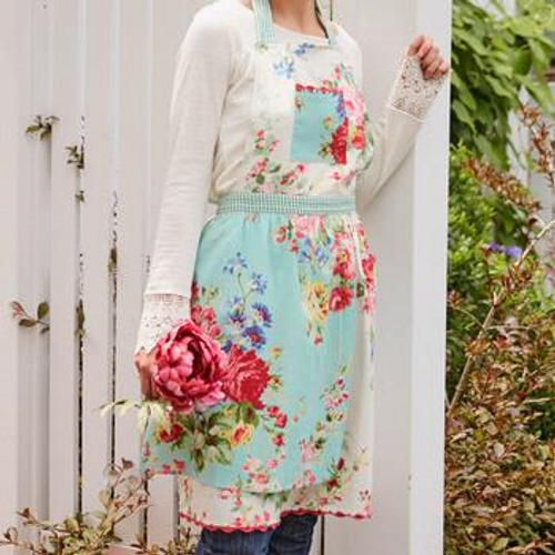 Printemps Patchwork Apron Adult