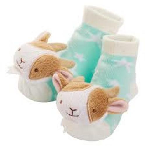 Billy Goat Rattle Socks