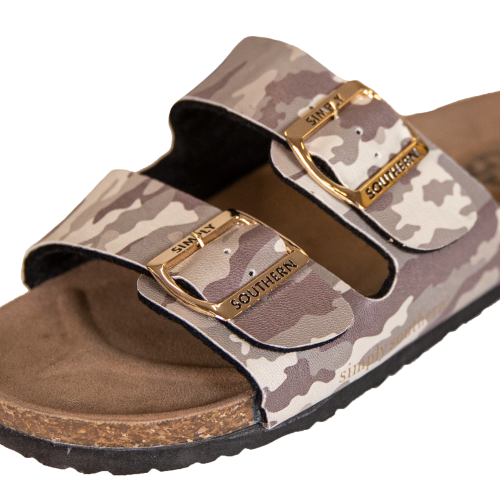 Camo Sandals by Simply Southern