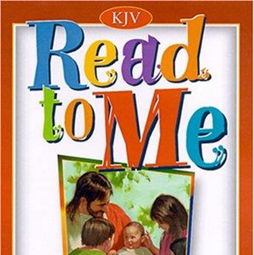 Read to Me Bible for Kids KJV