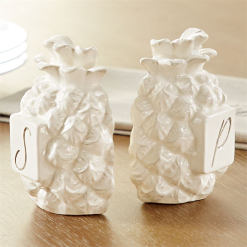Just the cutest salt and pepper shakers ever! These will make your indoor or outdoor tables look just right for spring and summer dinners!