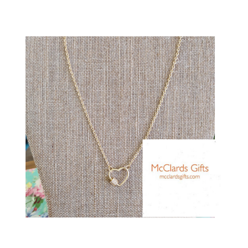 Charm Necklace Heart
