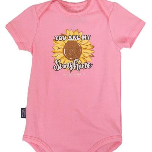 Baby Onesie Sunshine 0-6months