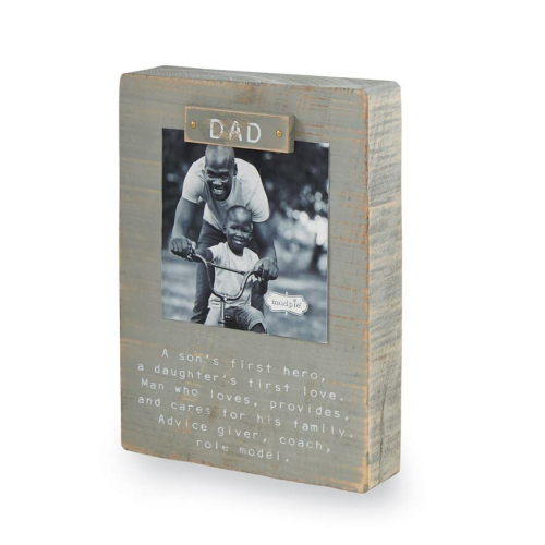 Dad Magnet Block Frame