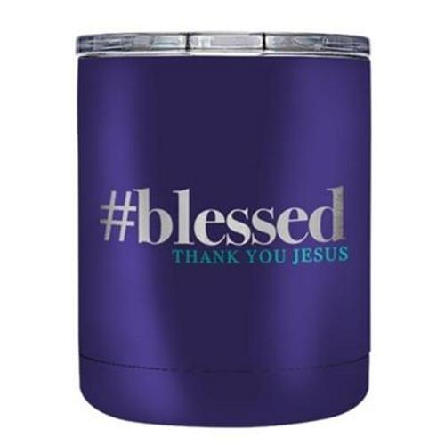 Blessed Thank you Jesus Mug