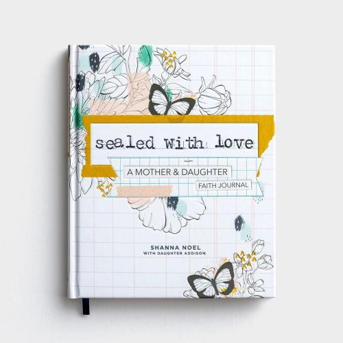 Sealed with Love Faith Journal