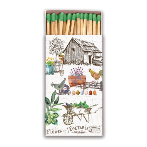 Country Life Matchbox