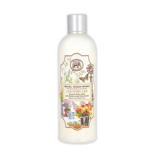 Enjoy your shower even more with this lovely soft scented shower gel.