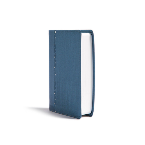 On the Go Bible Slate Blue
