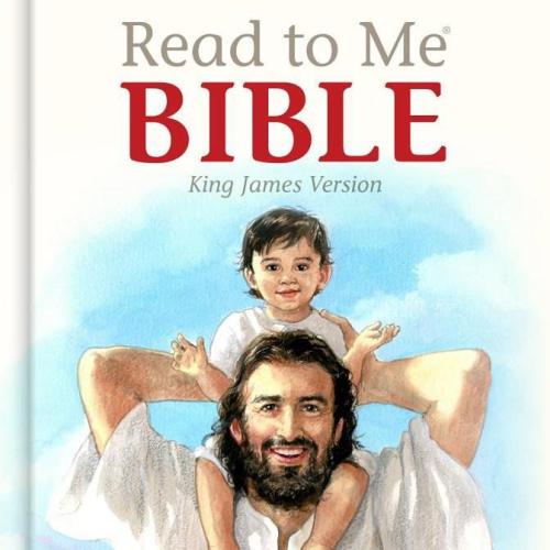 Read to Me Bible Hardback