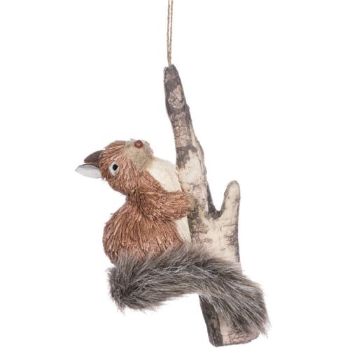 Squirrels Ornament