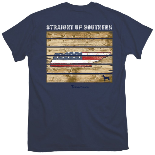 Patriotic Wood State of Tennessee