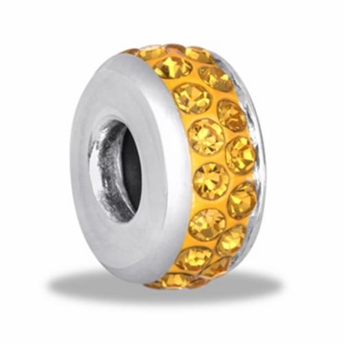Gold Crystal Stopper