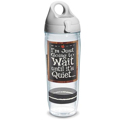 Teacher Wait Til Quiet WB. 24 o