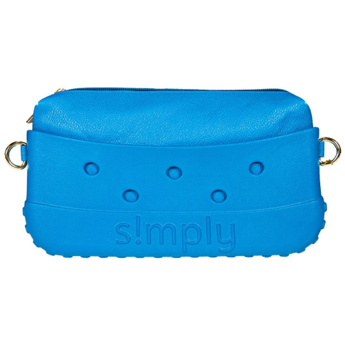 Simply Southern Clutch Sapphire with Satchel Strap