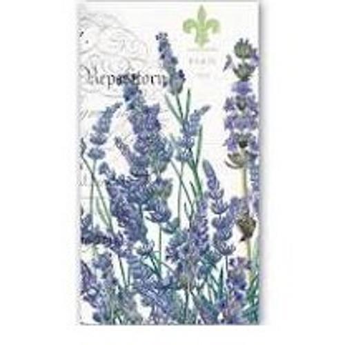 Lavender Rosemary Hostess Napkin
