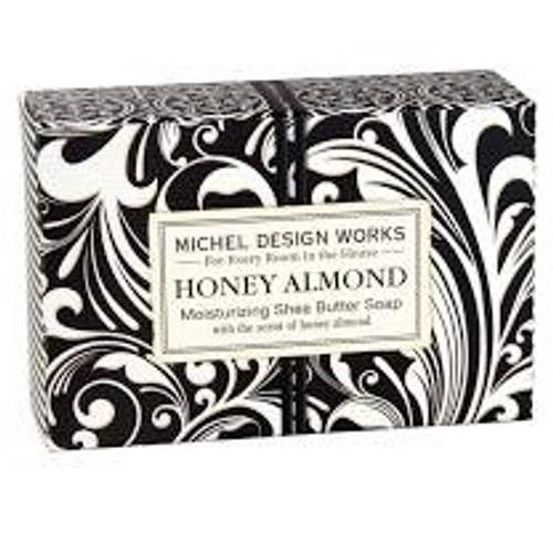 Honey Almond 4.5oz Box Soap