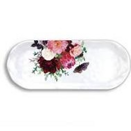 Sweet Floral Melody Melamine Accent