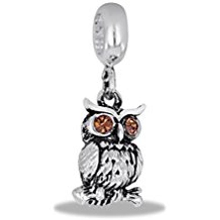 DaVinci Owl Dangle