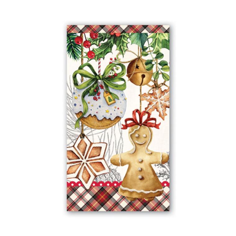 Holiday Treats Hostess Napkin
