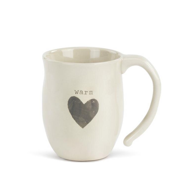Warm Heart Mug
