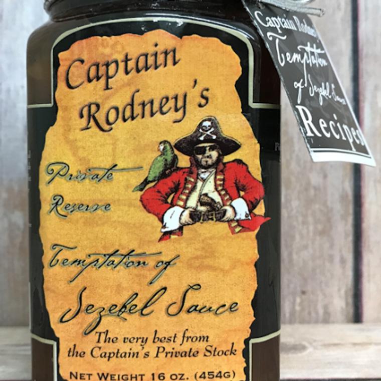 Jezebel Sauce Captain Rodney