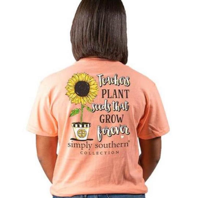 Teachers Plant Seeds Tee